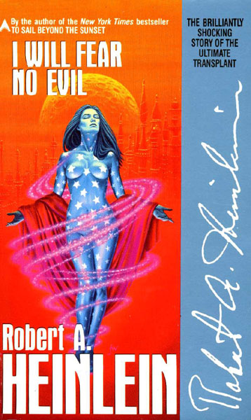 Robert Heinlein - Fear No Evil