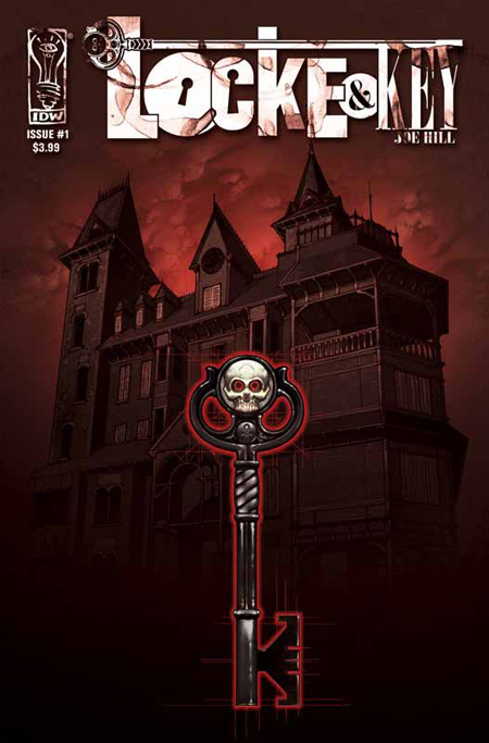 Joe Hill and Gabriel Rodriguez - Locke and Key Volume 1