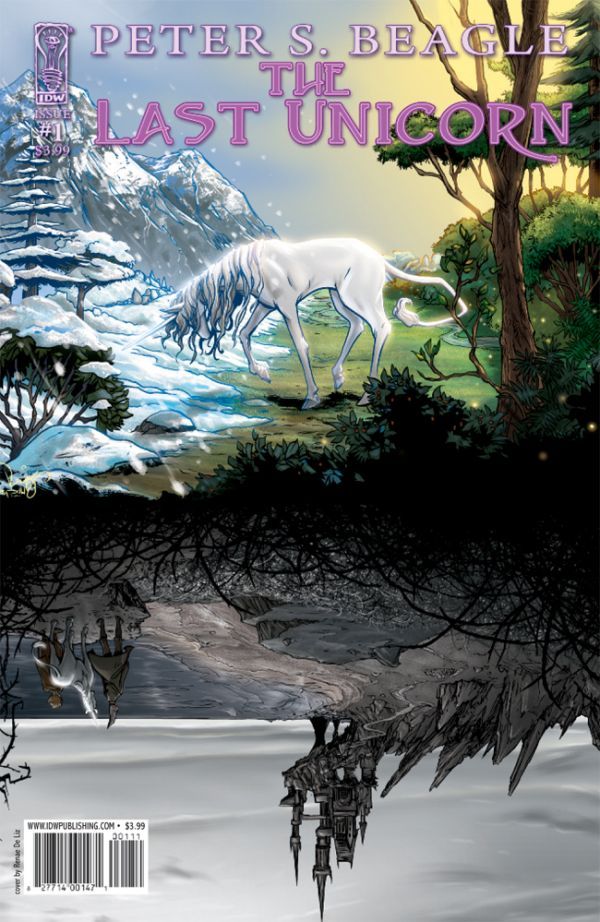 The Last Unicorn: Issue #1