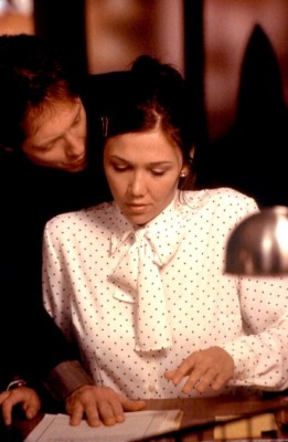 Secretary - James Spader and Maggie Gyllenhaal