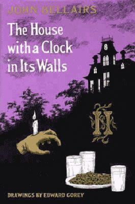 The House with a Clock in its Walls - cover