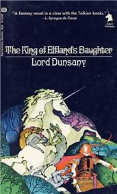 The King of Elfland's Daughter - cover